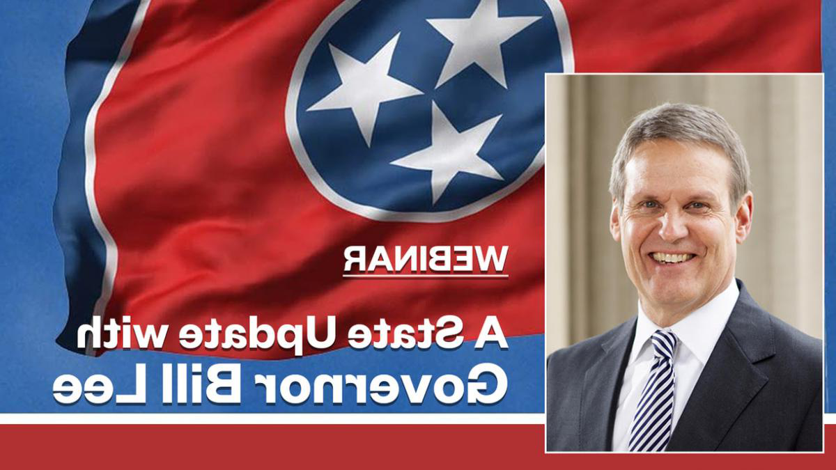 Governor Bill Lee Infographic